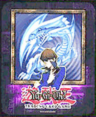 2003 Blue Eyes White Dragon Collectors Tin with 5 Packs and BPT 009 Card