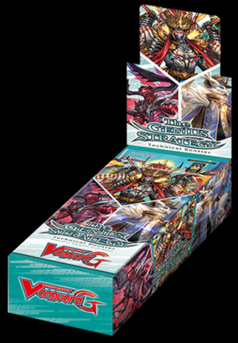 VGE-G-TCB02 The Genius Strategy Booster Box
