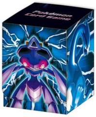 Japanese Pokemon Black & White BW9 Genesect Deck Box