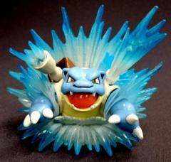 Blastoise Figure - Blastoise Red & Blue Collection