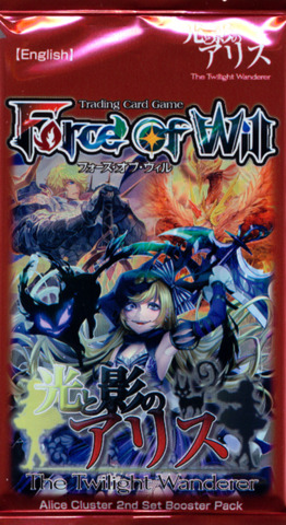 Force of Will The Twilight Wanderer Booster Pack