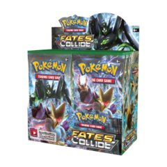 XY10 Fates Collide Booster Box