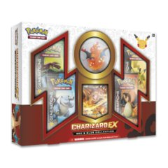 Pokemon TCG Red & Blue Collection - Charizard EX