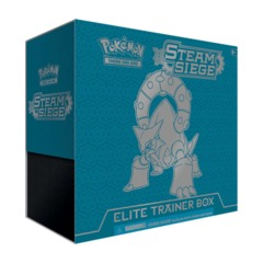 Pokemon XY11 Steam Siege Elite Trainer Box