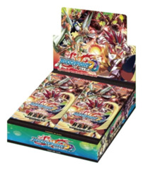 BFE-D-BT01A Buddy Rave Booster Box