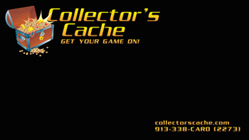 Collectors Cache Exclusive Playmat