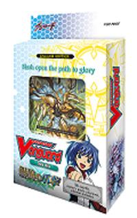 VGE-TD05 Slash of Silver Wolf Trial Deck