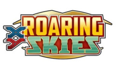 Pokemon XY6 Roaring Skies Reverse Holo Set