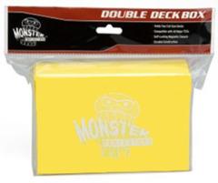 Monster Double Deck Box: Matte Yellow