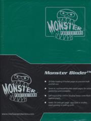 9-Pocket Monster Binder - Matte Forest Green