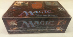 GERMAN Revised 3rd EDITION Booster Box FBB Foreign Black Bordered