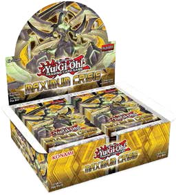 Yu-Gi-Oh! Maximum Crisis Booster Box