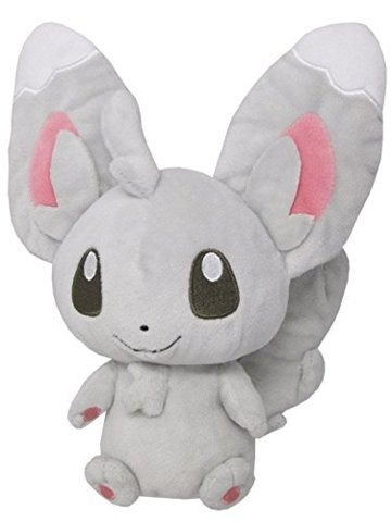 Japanese Pokemon Minccino 8.5 Plush PP33