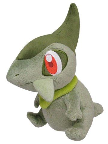 Japanese Pokemon Axew 7.5 Plush PP49