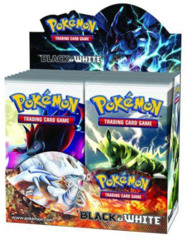 BW - Black & White Booster Box