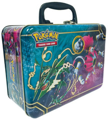 2015 Pokemon XY Collector's Chest Tin