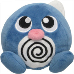 Japanese Pokemon Poliwag 4