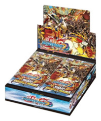 BFE-D-BT02 Roar! Invincible Dragon Booster Box