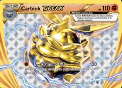 Carbink BREAK - 51/124 - Holo Rare