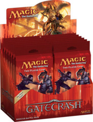 Gatecrash Booster Battle-Pack Display