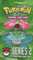Pokemon POP Series 2 Booster Pack