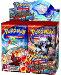 XY5 Primal Clash Booster Box