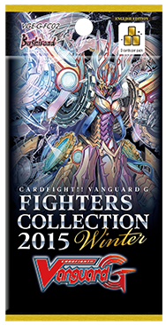 VGE-G-FC02 Fighters Collection 2015 Winter Booster Pack