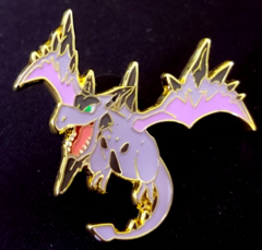 Mega Aerodactyl Pin - Mega Aerodactyl Premium Collection Exclusive