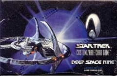 Deep Space Nine Booster Box