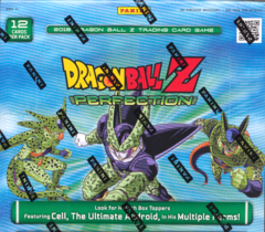 Panini Dragonball Z Perfection Booster Box