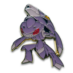 Genesect Pin - Mythical Genesect Collection Exclusive