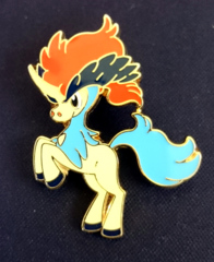 Keldeo Pin - Mythical Keldeo Collection Exclusive
