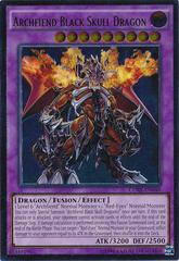 Archfiend Black Skull Dragon - CORE-EN048 - Ultimate Rare - Unlimited Edition