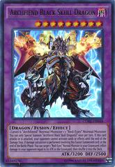 Archfiend Black Skull Dragon - CORE-EN048 - Ultra Rare - Unlimited Edition