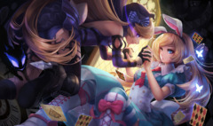 Force Of Will Cheshire Cat Play Mat