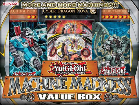 Machine Madness Value Box