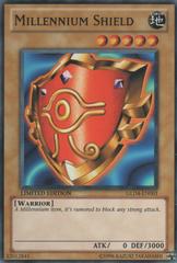 Millennium Shield - GLD4-EN001 - Common - Limited Edition