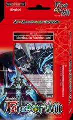 Machina, the Machine Lord - Fire Starter Deck