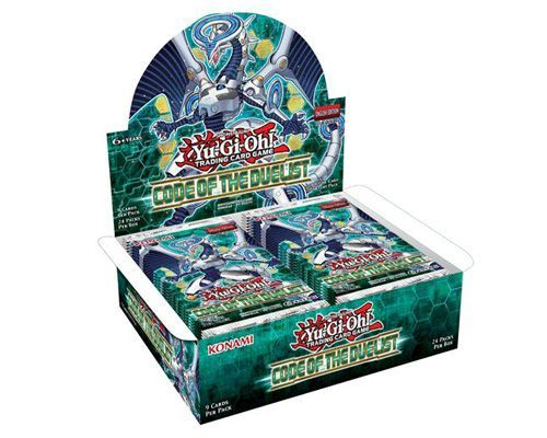 Code of the Duelist Booster Box <b><i>*PRE-ORDER*</b></i>
