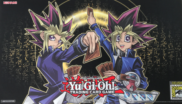 2017 San Diego Comic-Con Exclusive Yu-Gi-Oh Game Mat