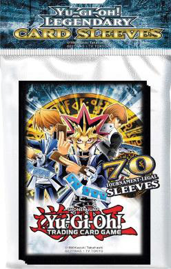 Yugi, Joey, Kaiba Card Sleeves - Yu-Gi-Oh Supplies and ...