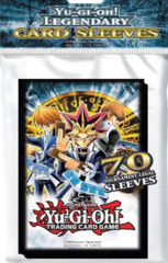 Yugi, Joey, Kaiba Card Sleeves