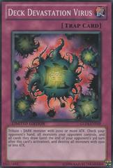 Deck Devastation Virus - GLD4-EN049 - Common - Limited Edition