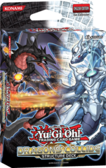 Dragon's Collide Structure Deck - Unlimited Edition