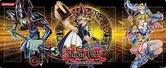 Gold Series 4 Playmat - Yugi with Dark Magician & Dark Magician Girl