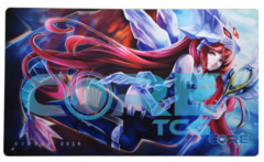 CoreTCG Exclusive Playmat - Nekroz of Gungnir (Winter 2014)