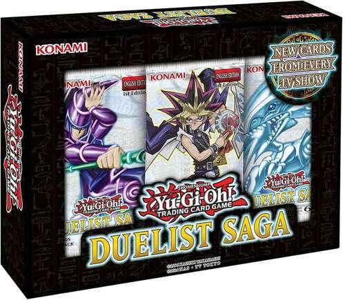 Duelist Saga Mini Box (3 Packs) <b><i>*PRE-ORDER*</b></i>
