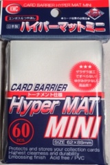 Hyper Matte Clear MINI [60 ct]