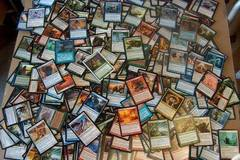 1000 Bulk Magic The Gathering Cards (Common/Uncommon Mixed)