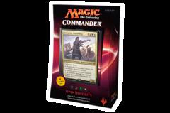 Commander 2016: Open Hostility (Black/Red/Green/White)